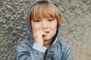 ansiedade na infância